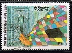 Pakistan 1989, Michel# 765 O 800th Birth Anniv Of Baba Farid - Pakistan