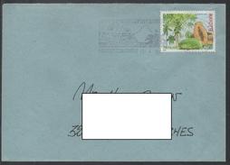 MAYOTTE - MAMOUDZOU KAWENI / 2004 LETTRE POUR LA FRANCE (ref 7261k) - Mayotte (1892-2011)