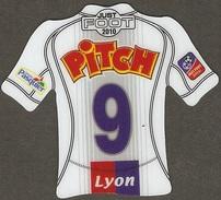 Just Foot – 2010 - Lyon – 9 – Pitch - Publicitaires