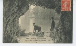 PARIS - XIIème Arrondissement - Bois De Vincennes - La Grotte Du Lac Daumesnil - Arrondissement: 12