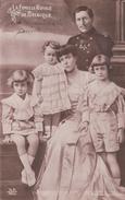 LA FAMILLE ROYALE DE BELGIQUE (Je T'en Souhaite Une Pareille, 1915) - Belgique