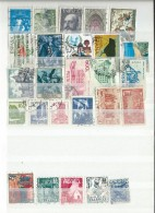 Spain,Romania,Netherlands LOT Stamps USED.4 Scans - Vrac (max 999 Timbres)