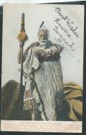 Old Maori From Pukereraki, New Zeland - Obf0173 - Nueva Zelanda