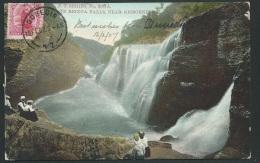 Te Reinga Falls Near Gisborne     - Obf0182 - Nueva Zelanda