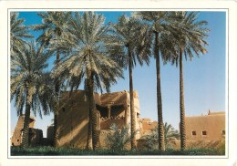 CPSM Kingdom Of Saudi Arabia-Historic Unayzah - Arabie Saoudite
