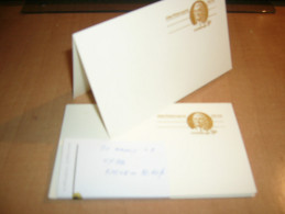 USA Stamped Postal Card--UY26--unused--lot Of 8