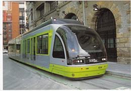 CPM ESPAGNE Tranvias De Bilbao N°2...  Scans Recto Verso Voir Explications Au Dos - Strassenbahnen