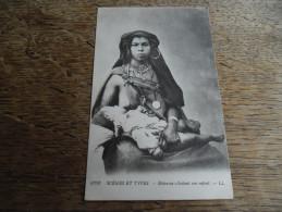 CPA Orientaliste - Bédouine Allaitant Son Enfant - Scènes Et Types - N°6382 - Afrique