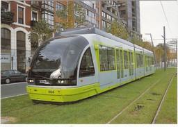 CPM ESPAGNE Tranvias De Bilbao N°4...  Scans Recto Verso Voir Explications Au Dos - Strassenbahnen