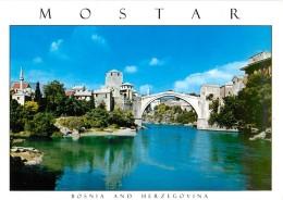 CPSM Mostar - Bosnie-Herzegovine