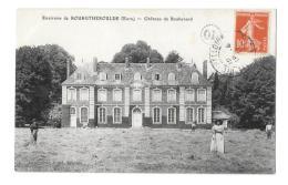 (11668-27) Bourgtheroulde - Château De Bosbenard - Bourgtheroulde