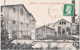 51. SUIPPES. La Teinturerie De L'usine Buirette - Autres Communes