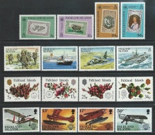 Falkland Islands 1989   Sc#505-10  Childrens Drawings Set  MNH**  2016 Scott Value $4.10 - Islas Malvinas