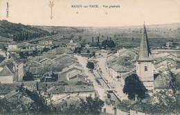 55 - Maxey Sur Vaise - Vue Générale - Correspondance Militaire 1916 - Other Municipalities