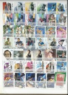 Australia LOT Stamps.Used.3 Scans - Vrac (max 999 Timbres)