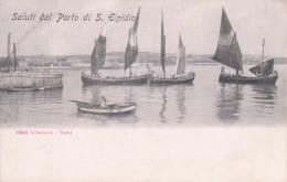 Porto Sant´Elpidio - Saluti Da - Andere Städte