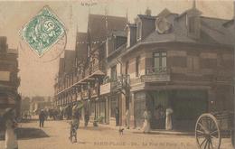 PARIS PLAGE - La Rue De Paris - Le Touquet