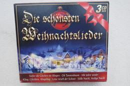 """3 CDs """"Die Schönsten Weihnachtslieder"""" - Christmas Carols"""