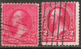 USA 1894 Scott 252 249 Used - Gebraucht