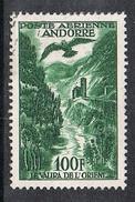 ANDORRE AERIEN N°2 - Poste Aérienne