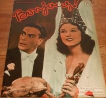 Bonjour ! N° 49. 28 Mai 1939. Fay Wray Et Jack Buchanan. Chevalier Du XXe Siècle. Forêt Vierge Au Brésil. La Turquie. - 1900 - 1949