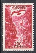 ANDORRE AERIEN N°3 - Poste Aérienne