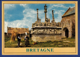 29 SAINT-JEAN-TROLIMON Calvaire De Tronoën - Animée - Saint-Jean-Trolimon