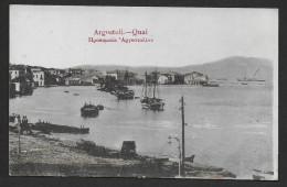 ARGOSTOLI - Quai - Grecia