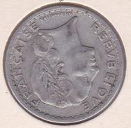 F339-3 5 FRANCS LAVRILLIER ALUMINIUM 1945 - J. 5 Francs