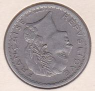 F339-9 5 FRANCS LAVRILLIER ALUMINIUM 1947 - J. 5 Francs