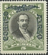 CHILE CORREO AEREO 1928 MNH ** Mi:CL 167, Sn:CL C6D, Yt:CL PA10 - Cile