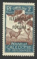 Wallis And Futuna, 2 C. 1930, Sc # J11, MH - Wallis And Futuna
