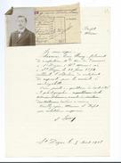 Saint-Dizier - Permis De Conduire - Historical Documents