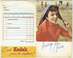 Photo/Foto. Ancienne Pochette KODAK. - Fotografie En Filmapparatuur