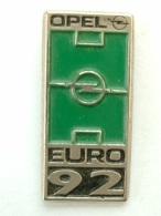 Pin´s OPEL - EURO 92 - Opel