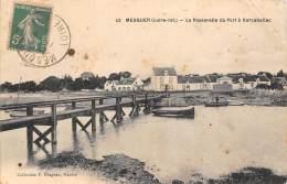 Mesquer-Quimiac    44       Passerelle Du Port A Kercabellec - Mesquer Quimiac