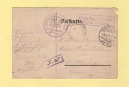 Friedrichsfeld - Camp De Prisonniers En Allemagne - 29-4-1915 - Marcofilie (Brieven)