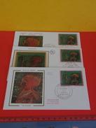 FDC > 1970-1979 > Oeuvre, Carzou, Princesse Lointaine - 06 Vence & Paris - 18.9.1976 - 1er Jour. Coté 13,50 € Lot 3 - 1970-1979