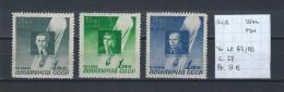 USSR Luchtpost 1944 - YT LP.67/69 Postfris Met Plakker/neuf Avec Charnière/MH