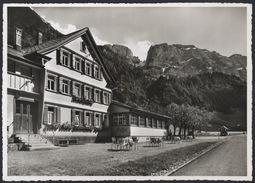 P531 AK Postkarte Schweiz Ca. 1950 Bahnhof Restaurant Wasserauen Appenzell Photo Groß St. Gallen - AI Appenzell Innerrhoden