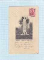 CPA  -  MAGDEBURG - Denkmal Der Königin Luise  - écrite Et Timbrée 1903 - Magdeburg