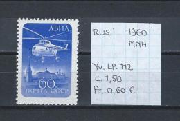 USSR Luchtpost 1960 - YT LP.112 Postfris/neuf/MNH