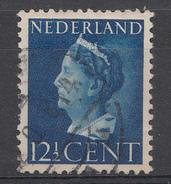 Pays-Bas 1940 Mi.nr: 344 Königin Wilhelmina  Oblitérés / Used / Gestempeld - Gebraucht