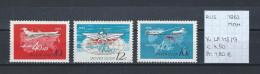 USSR Luchtpost 1963 - YT LP.115/17 Postfris/neuf/MNH