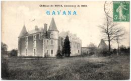 79 Chateau Du Boux, Commune De ROM - Frankreich