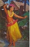 Danzatrice Polinesiana - Océanie