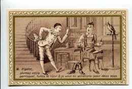 Maubeuge Magasins Perroquet Pipelet - Trade Cards
