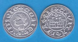 Ramon Berenguer V De Provenza 1.209-1.245 MIG GROS Plata Marsella Réplica  T-DL-11.943 - Otras Piezas Antiguas