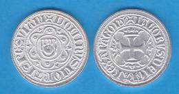 Jaime I El Conquistador GROS Plata Montpelller Réplica    DL-11.944 - Antiguas