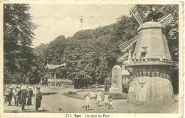 Spa Un Coin Du Parc - Spa
